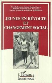Jeunes En Revolte Et Changement Social - Couverture - Format classique