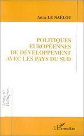 Politiques européennes de développement avec les pays du sud - Intérieur - Format classique