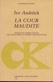 La cour maudite - Couverture - Format classique