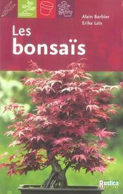 Decouvrir et reussir les bonsais - Intérieur - Format classique