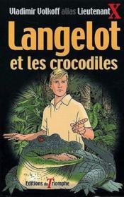 Langelot et les crocodiles - Couverture - Format classique