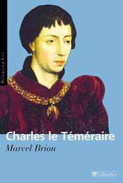 Charles Le Temeraire - Intérieur - Format classique