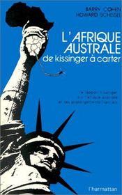 L'Afrique australe de Kissinger à Carter - Intérieur - Format classique