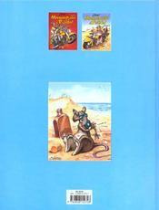 Mammouth Et Piston T2 - 4ème de couverture - Format classique
