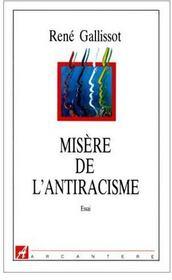 Misère De L'Antiracisme - Intérieur - Format classique