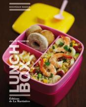 Vente livre :  Lunch box  - Julie Schwob