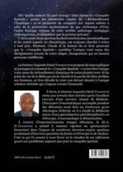 Conquête spatiale, vraie cause du réchauffement climatique - 4ème de couverture - Format classique