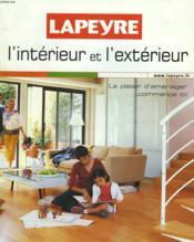 Lapeyre catalogue exterieur