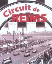 Reims, un circuit de legende - Intérieur - Format classique