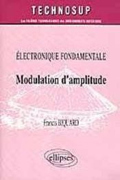 Modulation D'Amplitude Electronique Fondamentale - Intérieur - Format classique