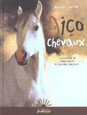 Le dico des chevaux - Intérieur - Format classique