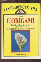 L'Origami - Couverture - Format classique