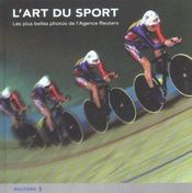 L'art du sport - Intérieur - Format classique