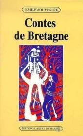 Contes de Bretagne - Couverture - Format classique