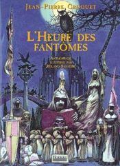 L'Heure Des Fantomes - Intérieur - Format classique