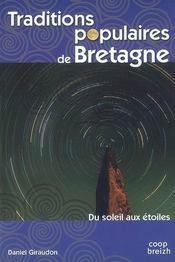 Traditions populaires de Bretagne du soleil aux étoiles - Intérieur - Format classique