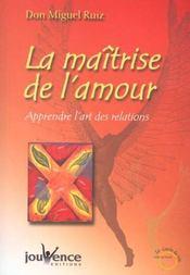 Maitrise De L'Amour (La) N.120 - Intérieur - Format classique