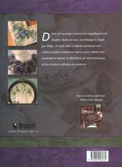 Ambiance Florale - 4ème de couverture - Format classique
