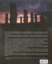 Mexique ; terre sacrée - 4ème de couverture - Format classique
