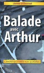Balade avec Arthur ; l'amitié qui a défié mon quotidien - Intérieur - Format classique