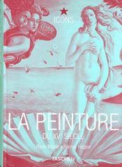 Po-La Peinture Du Xve Siecle - Intérieur - Format classique