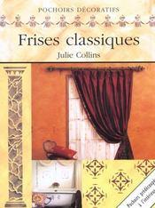 Pochoirs Decoratifs, Motifs Classiques - Intérieur - Format classique