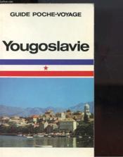 Poche-Voyage : Yougoslavie - Couverture - Format classique