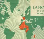 Petit Atlas De La France Et De L4union Francaise - Couverture - Format classique
