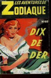 Dix De Der! - N°66 - Couverture - Format classique