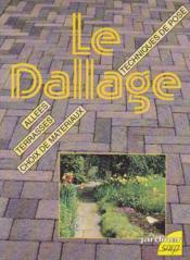 Le dallage - Couverture - Format classique