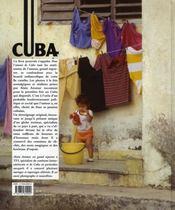 Cuba ; 50 ans de solitude - 4ème de couverture - Format classique