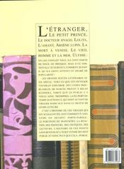 L'histoire des plus grands succès littéraires du XXe siècle. éditions originales. Hemingway, Saint-Exupéry, Kundera, Sagan... - 4ème de couverture - Format classique