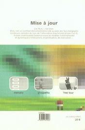 Mise A Jour ; Mercato ; Groupetto ; Free Tour - 4ème de couverture - Format classique
