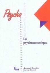 La Psychosomatique - Intérieur - Format classique