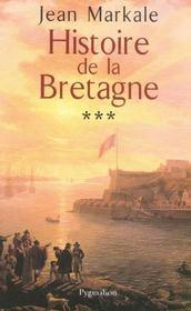 Histoire De La Bretagne T.3 - Intérieur - Format classique