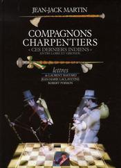 Compagnons charpentiers - Intérieur - Format classique