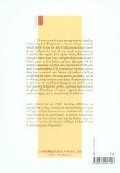 Chardin Et Le Lievre - 4ème de couverture - Format classique