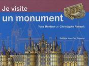 Je visite un monument - Intérieur - Format classique