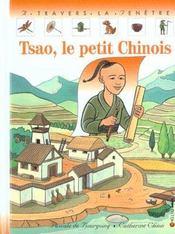 Tsao, Le Petit Chinois - Intérieur - Format classique