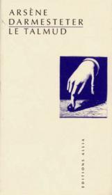 Talmud (Le) - Couverture - Format classique