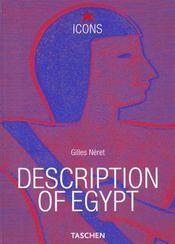 Po-Description Of Egypt - Intérieur - Format classique