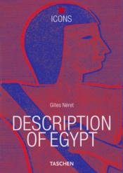 Po-Description Of Egypt - Couverture - Format classique