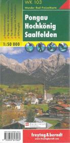 Pongau-Hochkonig-Saalfelden - 4ème de couverture - Format classique