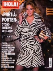 Hola Pret A Porter du 21/09/2010 - Couverture - Format classique