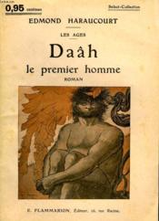 Daah . Le Premier Homme. Collection : Select Collection N° 164 - Couverture - Format classique