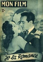 Mon Film N° 159 - Jo La Romance - Couverture - Format classique