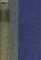 Le Lys Dans La Vallee - Couverture - Format classique