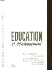 Education Et Developpement - Couverture - Format classique