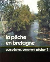 La Peche En Bretagne - Couverture - Format classique