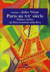 Paris au XX siècle - Intérieur - Format classique